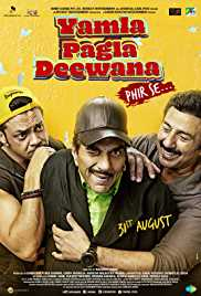 Yamla Pagla Deewana Phir Se (2018) (WEB-HD Rip) - New BollyWood Movies