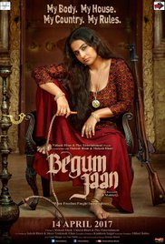 Begum Jaan (2017) (HD Rip) - New BollyWood Movies
