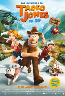 Tad, the Lost Explorer (2012) (BR Rip)    - Cartoon Dubbed Movies