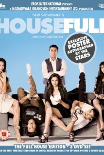HouseFull (2010) (DVD)