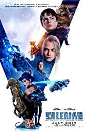 Valerian and the City of a Thousand Planets (2017) (BluRay)