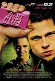 Fight Club (1999) (BluRay) - Top Rated Movies