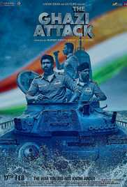 The Ghazi Attack (2017) (BRRip)