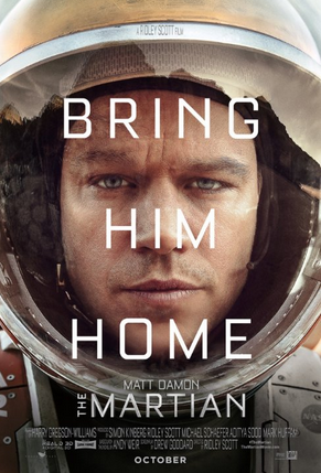 The Martian (2015) (BR Rip) - New Hollywood Dubbed Movies