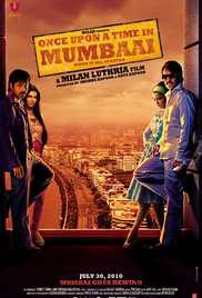 Once Upon a Time in Mumbaai (2010) (BluRay) - Bollywood Movies