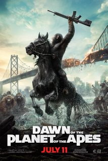 Dawn of the Planet of the Apes (2014) (BR Rip) - Hollywood Movies Hindi Dubbed