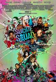 Suicide Squad (2016) (BRRip) Eng - New Hollywood Dubbed Movies