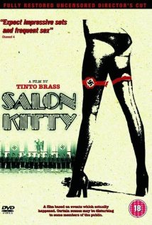 Salon Kitty (1976) (DVD) - Hollywood Movies Hindi Dubbed