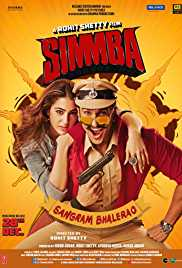 Simmba (2018) (BluRay)