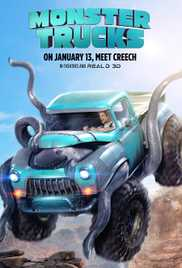 Monster Trucks (2016) (BluRay)