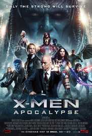 X-Men - Apocalypse (2016) (BRRip) - X-Men All Series