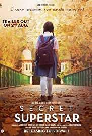 Secret Superstar (2017) (BluRay) - New BollyWood Movies